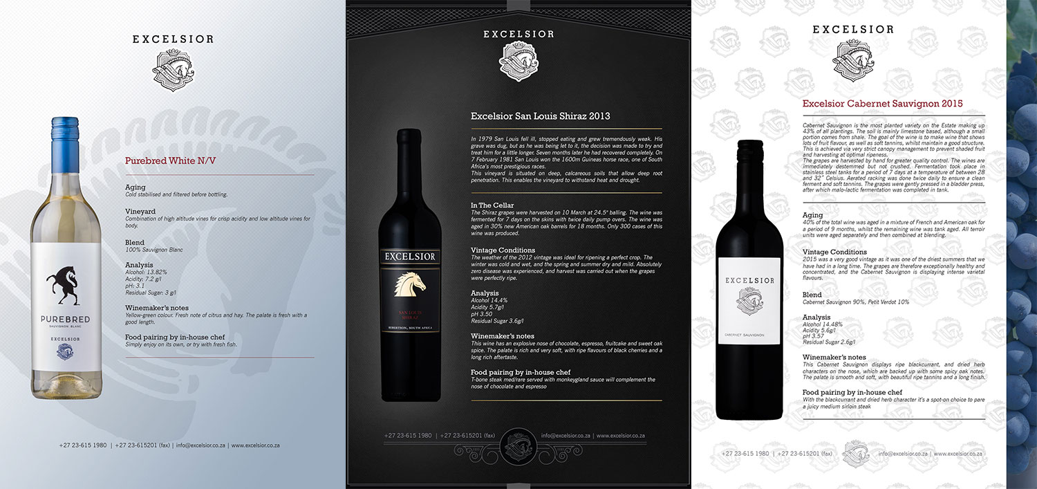 wine tasting note template designs