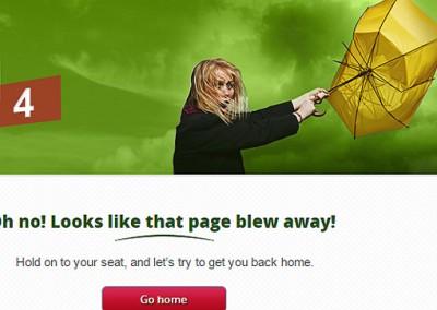 Umbrella website redesign