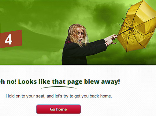 Umbrella website redesign