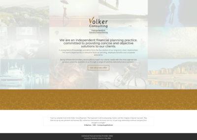 Volker Corporate Identity